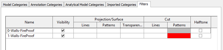 Revit Graphics Appearance (IV) – Naming and Using Filters - Modelical